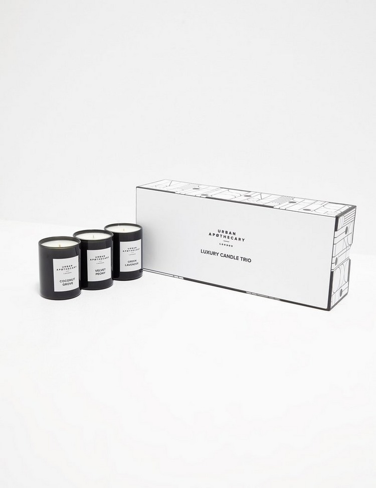 Urban Apothecary Candle Gift Set