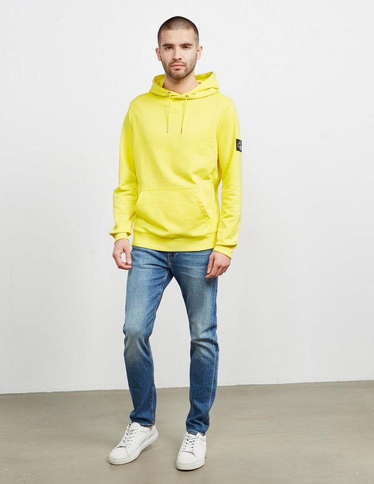 Calvin Klein Jeans Monogram Badge Overhead Hoodie
