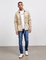 Calvin Klein Jeans Twill Ripstop Overshirt