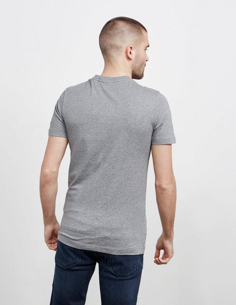 Calvin Klein Jeans Institutional Block Panel Short Sleeve T-Shirt