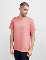 Calvin Klein Jeans Central Logo Short Sleeve T-Shirt