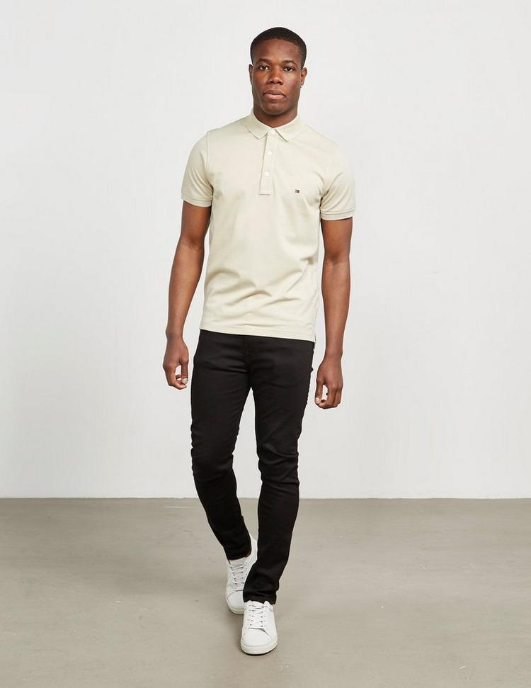 Tommy Hilfiger Core Slim Short Sleeve Polo Shirt