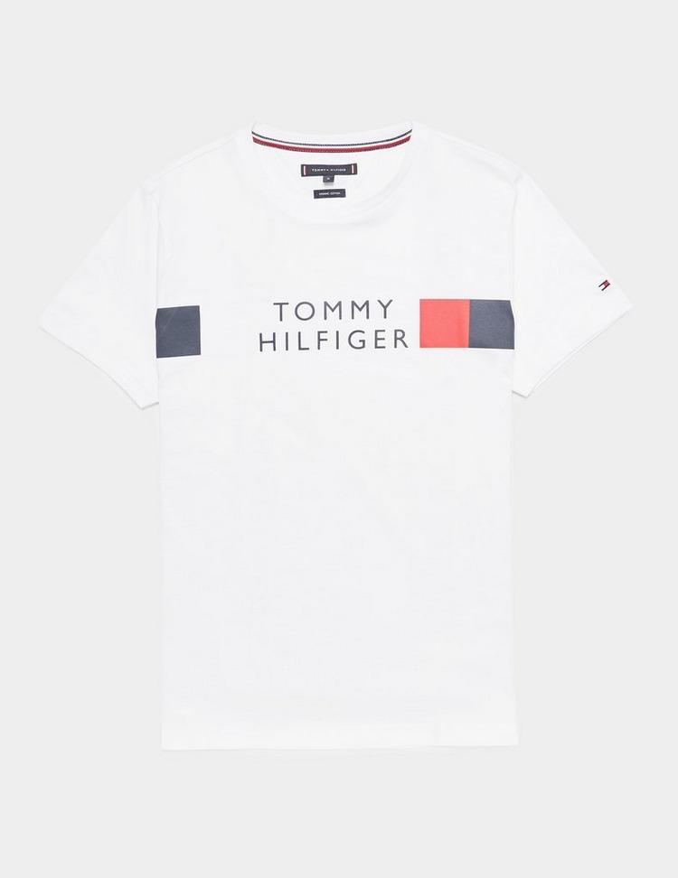Tommy Hilfiger Multi Logo Short Sleeve T-Shirt