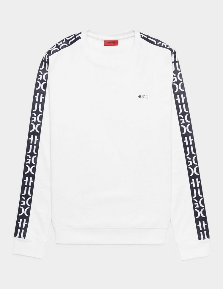 HUGO Tape Overhead Sweatshirt