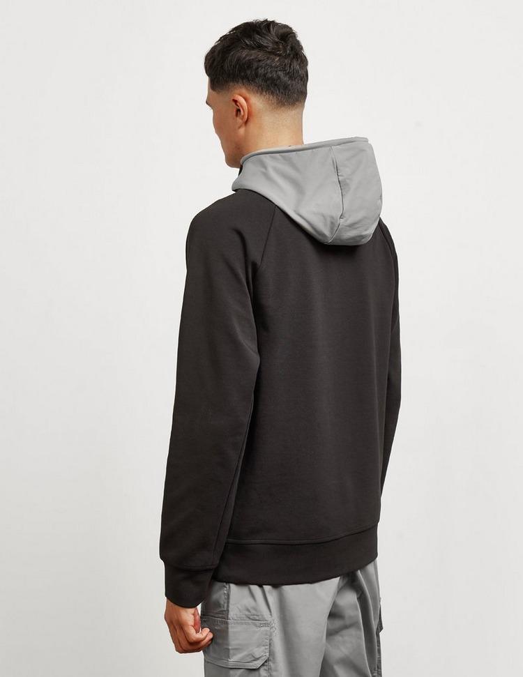 Mallet Woven Panel Hoodie
