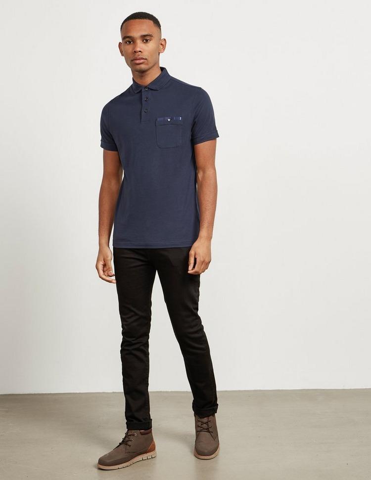 Barbour Corporate Trim Short Sleeve Polo Shirt