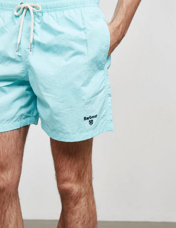"Barbour 5"" Shield Swim Shorts"