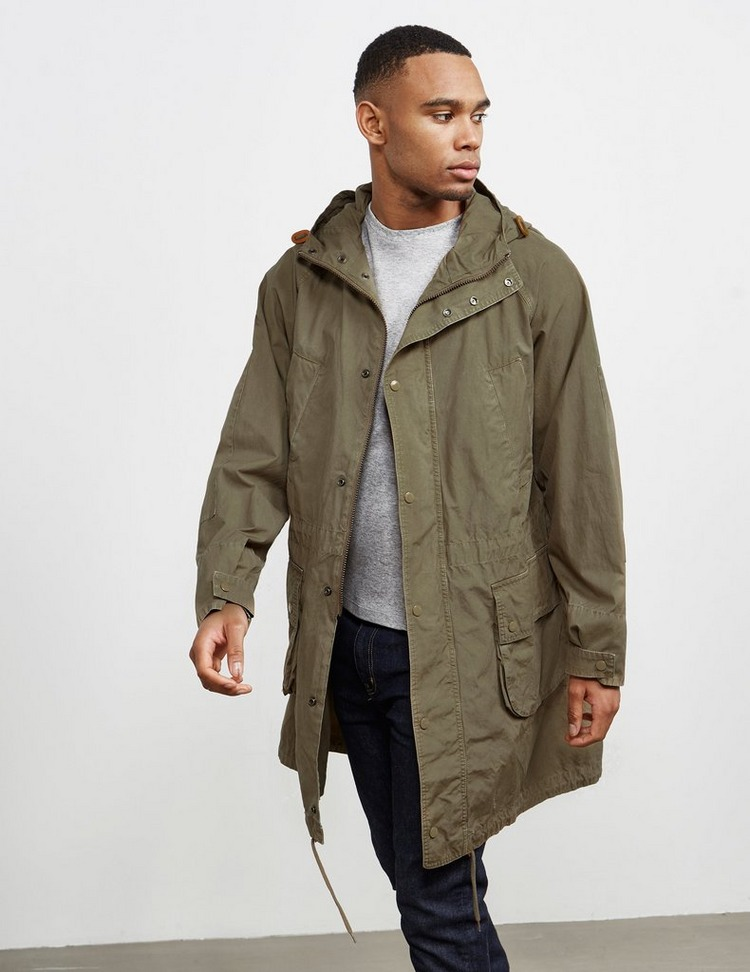 Barbour x Engineered Garments Highland Parka