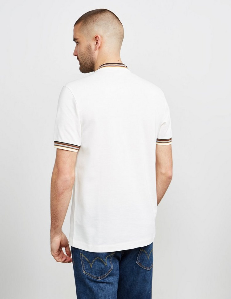 Fred Perry Multi Stripe Short Sleeve Polo Shirt - Exclusive