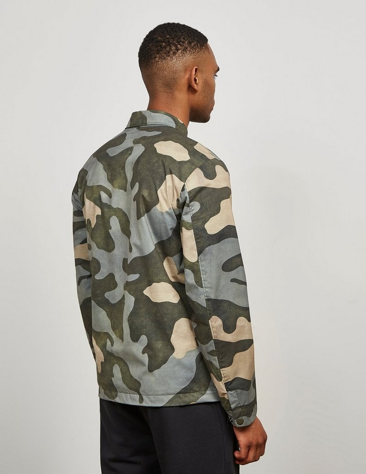 CP Company Camouflage Protek Overshirt