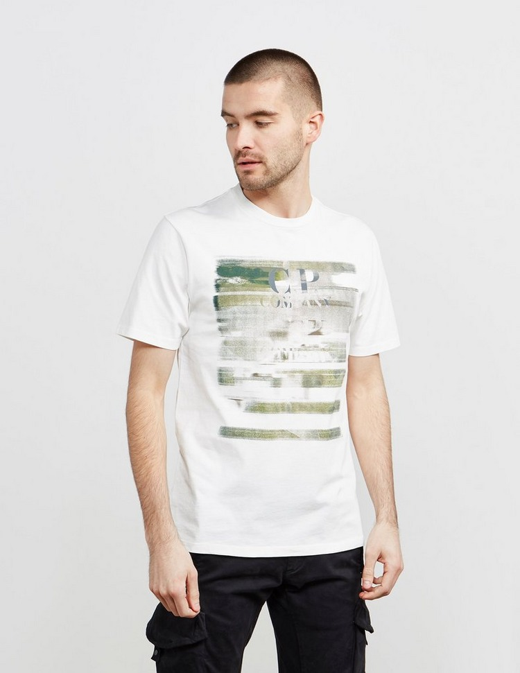 CP Company Fade Splinter Short Sleeve T-Shirt