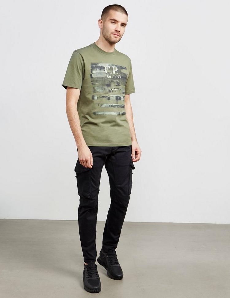 CP Company Fade Splinter Short Sleeve T-Shirt
