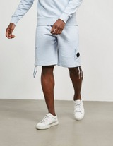 CP Company Lens Fleece Shorts