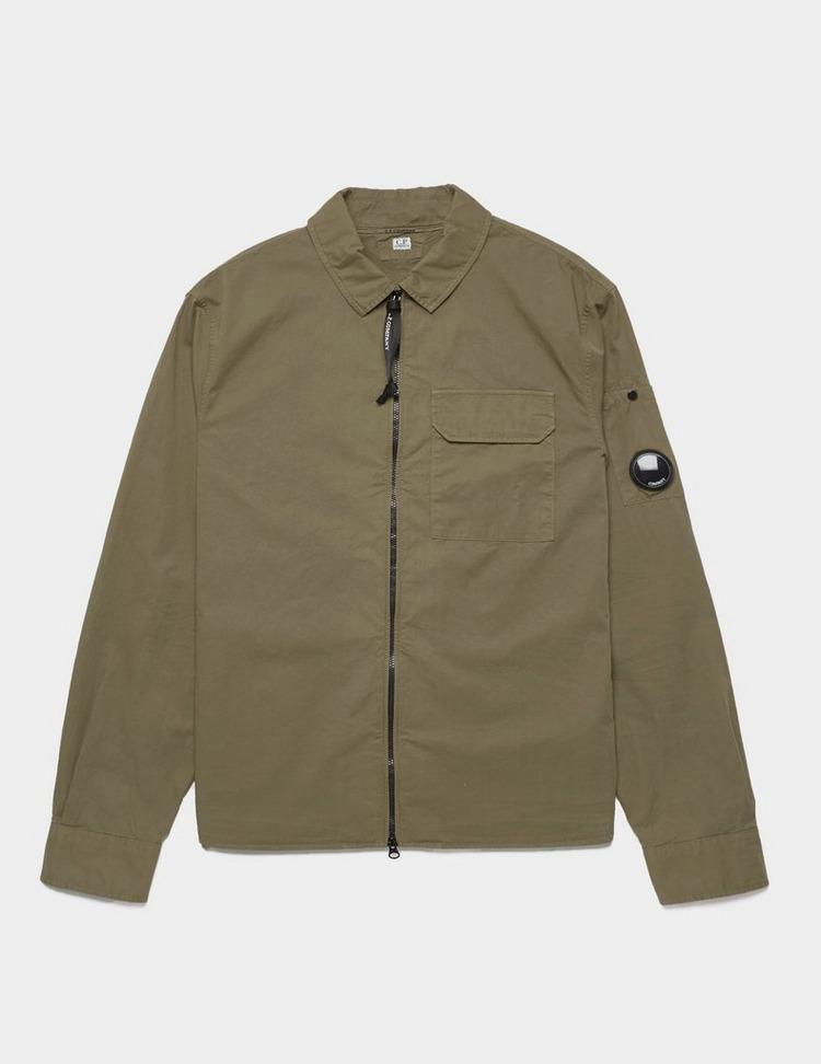 CP Company Linen Lens Overshirt