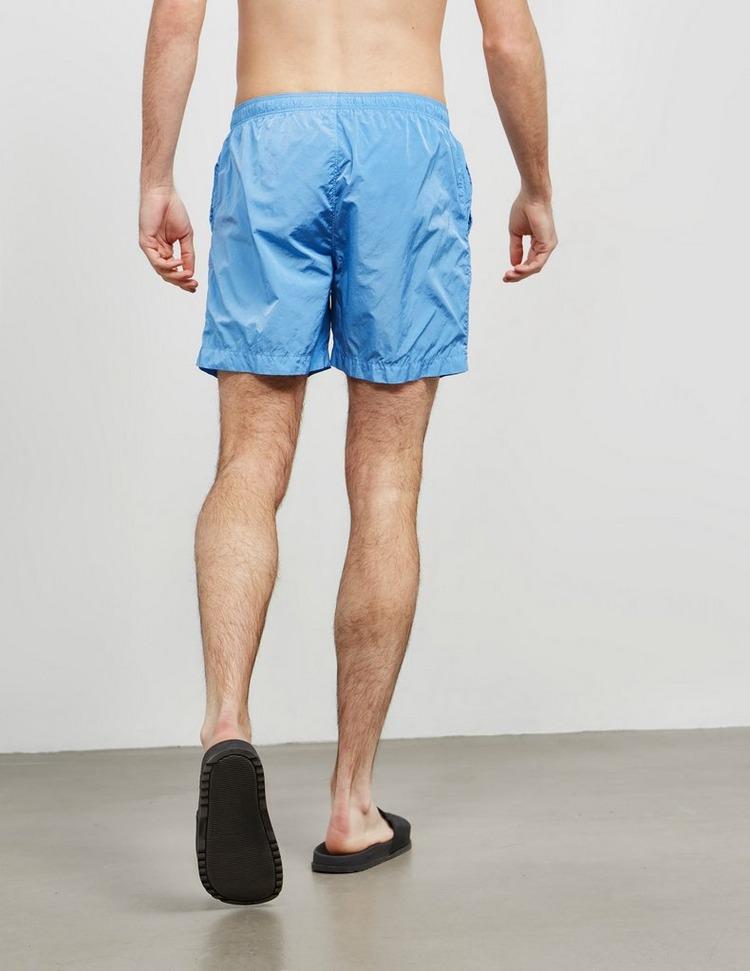 CP Company Chrome Patch Swim Shorts