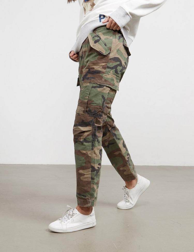 Polo Ralph Lauren Camouflage Cargo Pants