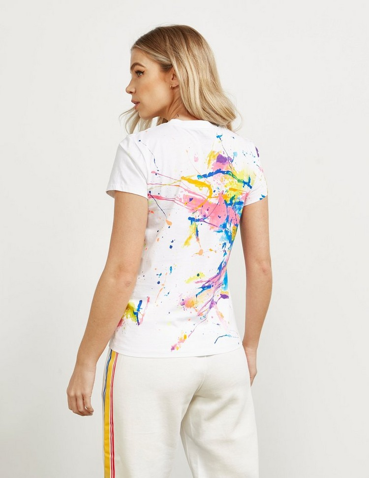 Polo Ralph Lauren Paint Splat Short Sleeve T-Shirt