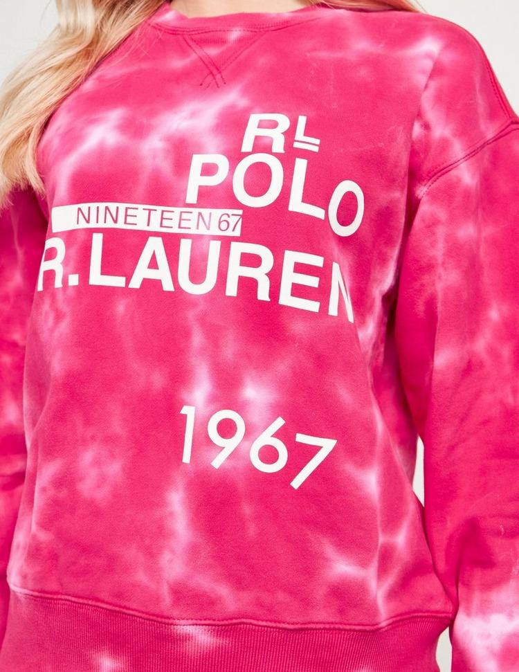 Polo Ralph Lauren Tie Dye Sweatshirt