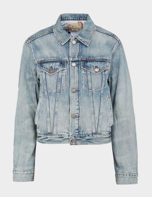Polo Ralph Lauren Bear Denim Jacket