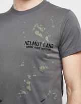 Helmut Lang Painter Short Sleeve T-Shirt