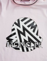Moncler Enfant Girls Flash Logo Short Sleeve T-Shirt