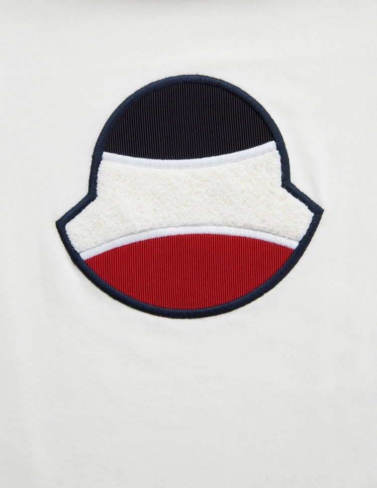 Moncler Boys Multi Logo Short Sleeve T-Shirt