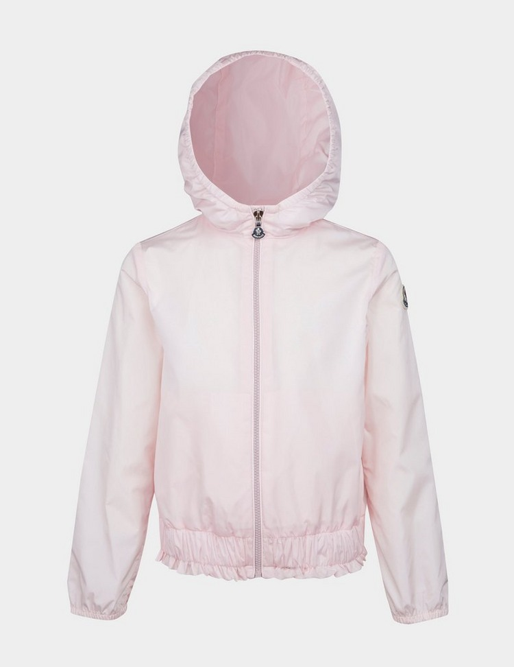 Moncler Girls Erinette Nylon Jacket