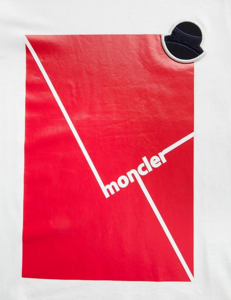Moncler Enfant Boys Print Box Short Sleeve T-Shirt