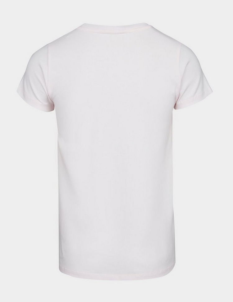 Moncler Girls Pocket Logo Short Sleeve T-Shirt