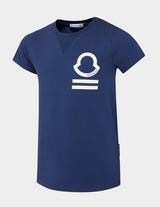 Moncler Enfant Girls Pocket Logo Short Sleeve T-Shirt