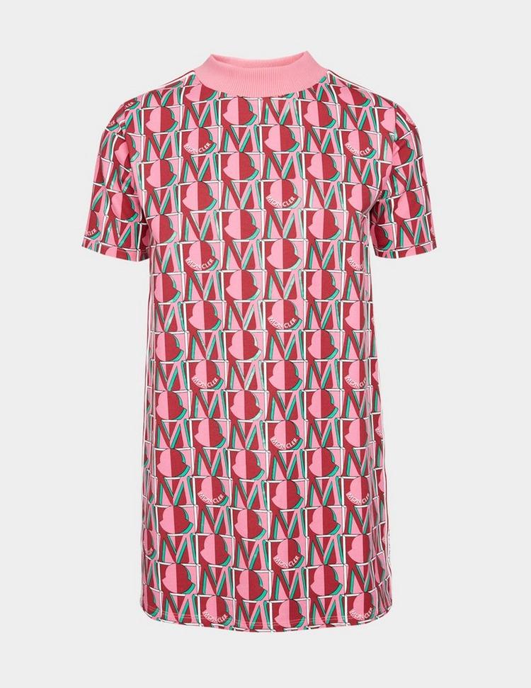 Moncler Enfant Girls Print Dress