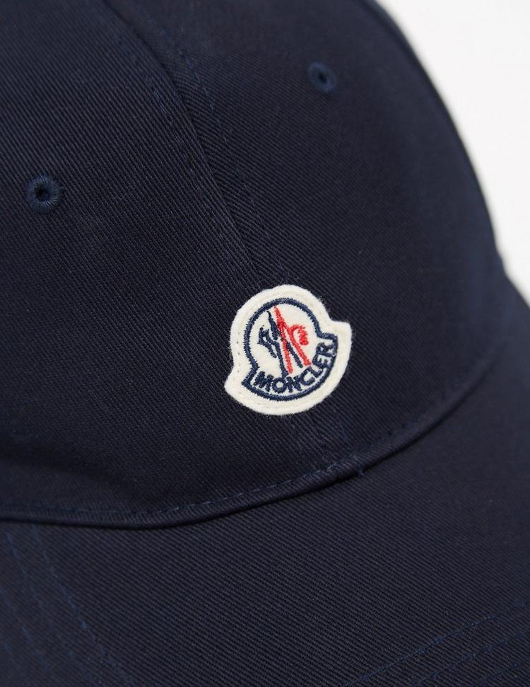 Moncler Enfant Logo Cap