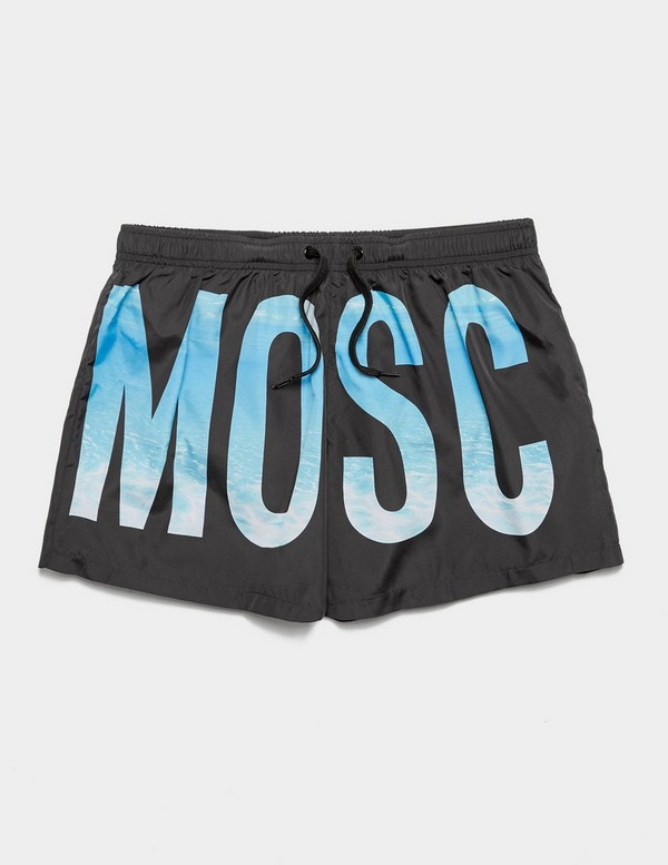 Moschino Sea Letter Swim Shorts