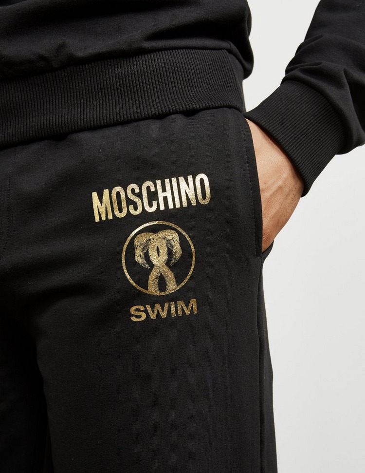 Moschino Swim Flamingo Track Pants