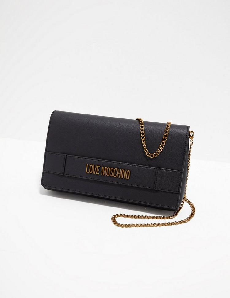 Love Moschino Letter Shoulder Bag