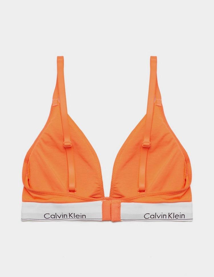 Calvin Klein Underwear Lined Triangle Bralette