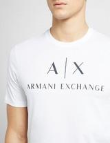 Armani Exchange Core Logo Short Sleeve T-Shirt