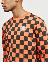 Billionaire Boys Club Check Long Sleeve T-Shirt