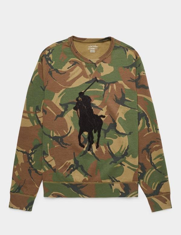 Polo Ralph Lauren All Over Camouflage Sweatshirt