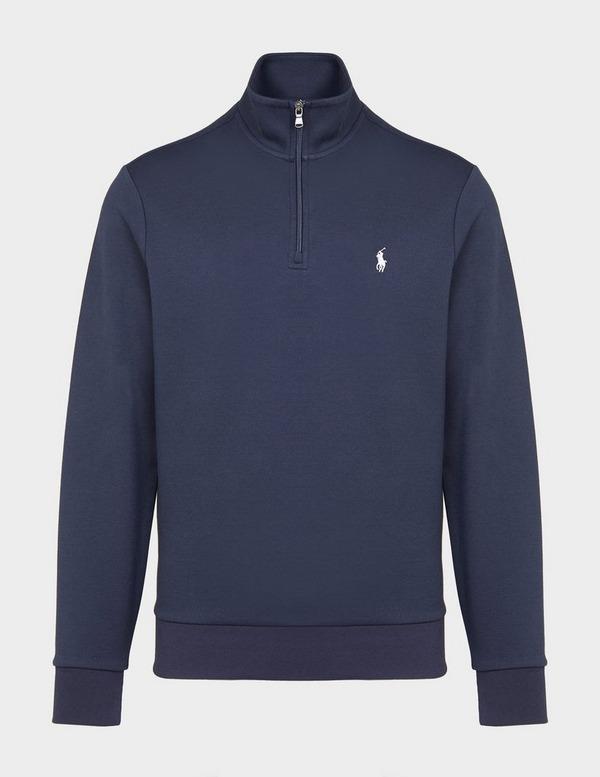 Polo Ralph Lauren Lightweight Fleece Half Zip Sweatshirt