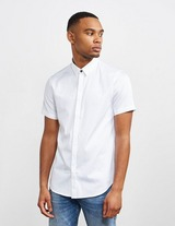 Armani Exchange Poplin Short Sleeve Shirt