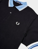 Fred Perry Contrast Collar Short Sleeve Polo Shirt