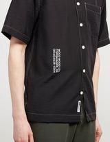 Wood Wood Thor Stitch Short Sleeve Shirt