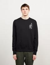 Wood Wood Hugh Point Crew Sweatshirt