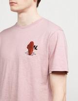 Wood Wood Slater Blob Short Sleeve T-Shirt