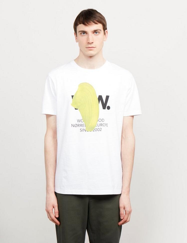 Wood Wood Large Blob Short Sleeve T-Shirt