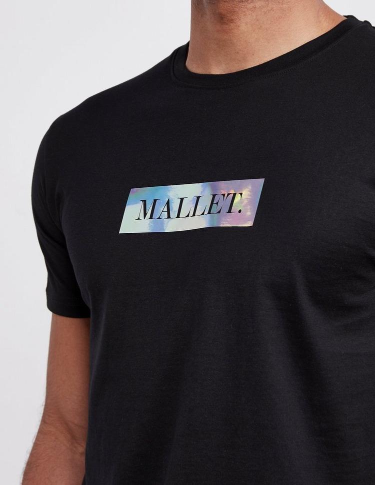 Mallet Iridescent Short Sleeve T-Shirt