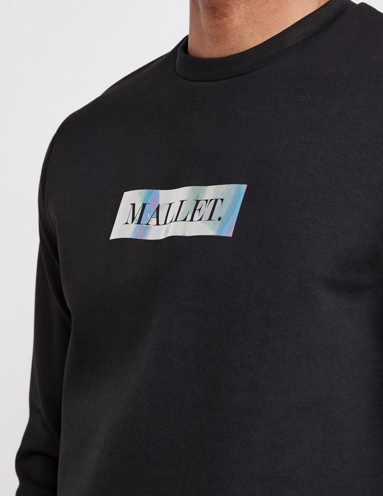 Mallet Iridescent Sweatshirt