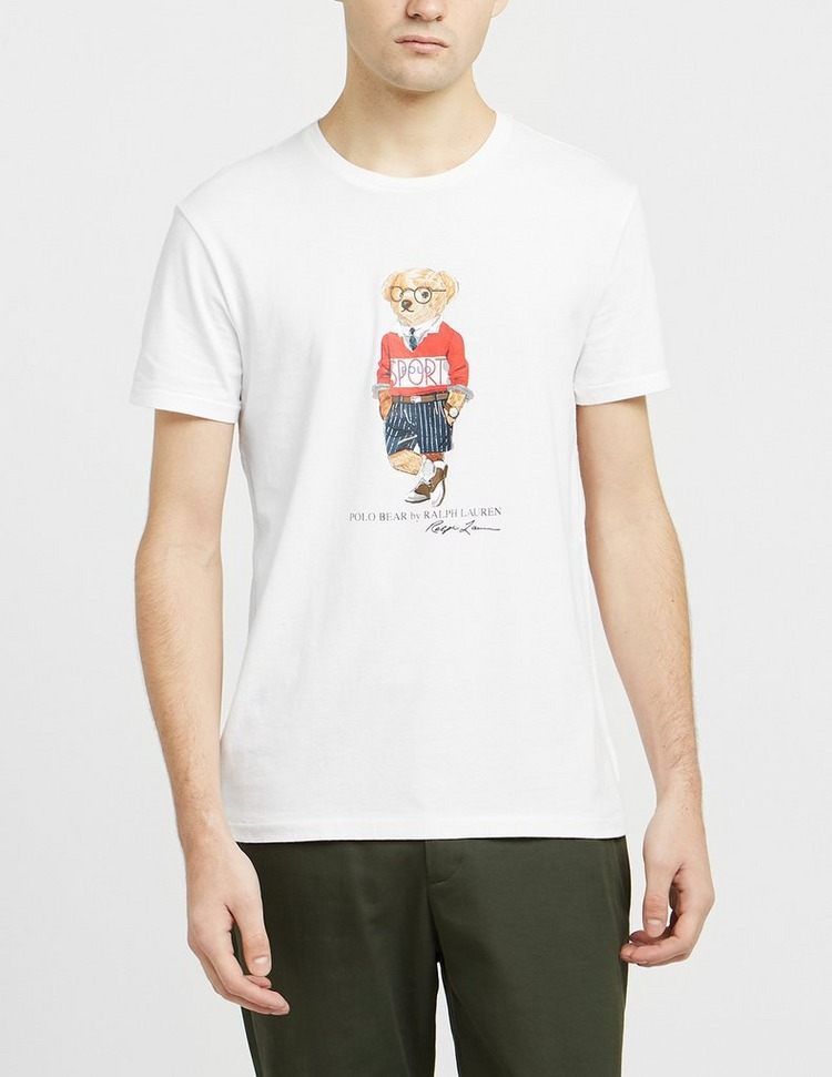 Polo Ralph Lauren Bear Short Sleeve T-Shirt