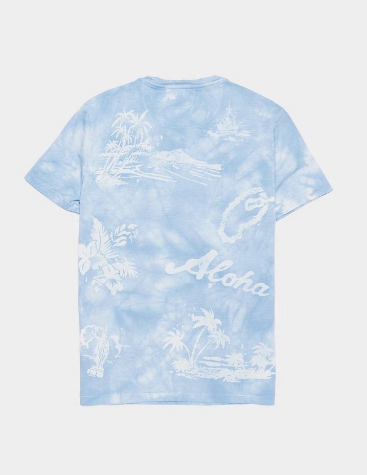 Polo Ralph Lauren Tie Dye Aloha Short Sleeve T-Shirt